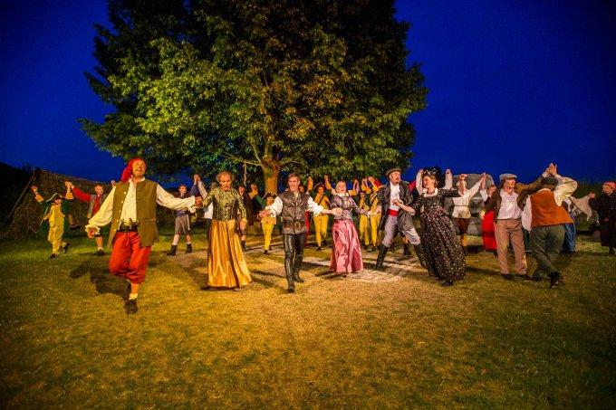 Rosenberg Festspiele Kronach