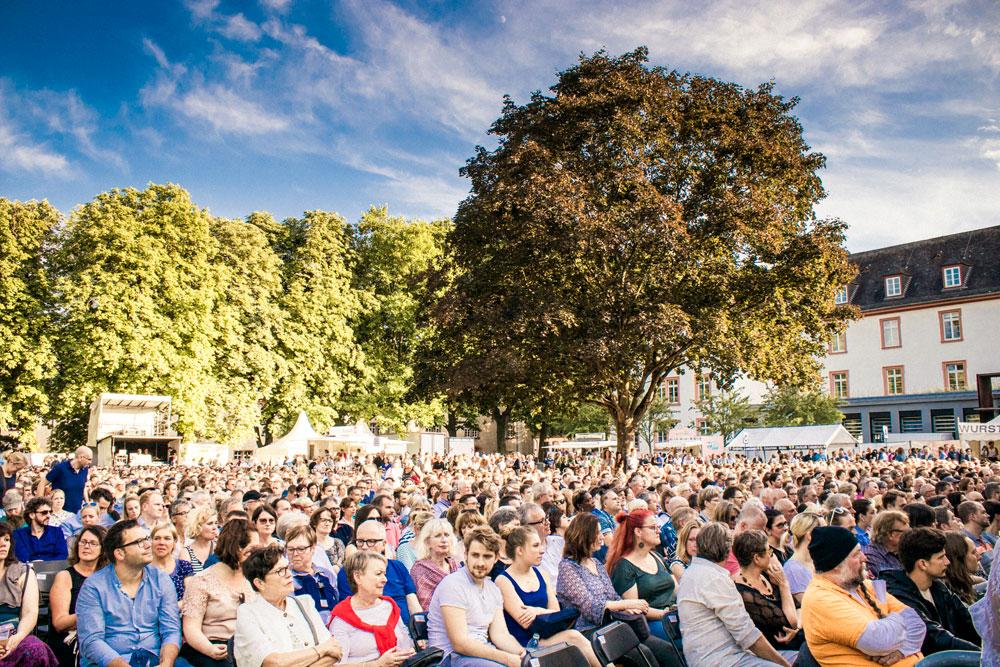 44. Open Ohr Festival - Zitadelle Mainz-Festival